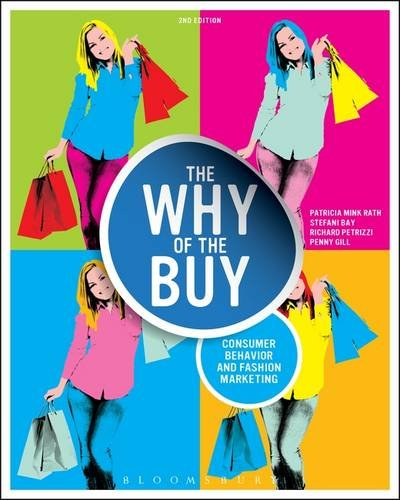 Why of the Buy Consumer Behavior and Fashion Marketing 2nd 2014 edition cover