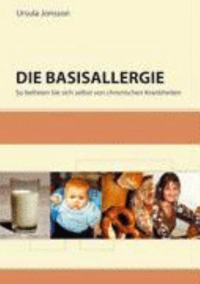 Die Basisallergie  N/A 9783833417986 Front Cover