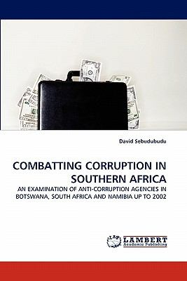 Combatting Corruption in Southern Afric  N/A 9783838368986 Front Cover