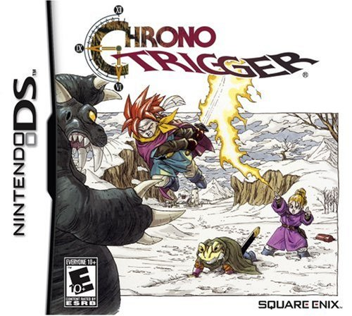 Chrono Trigger Nintendo DS artwork