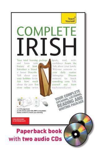 Complete Irish  4th 2011 9780071758987 Front Cover