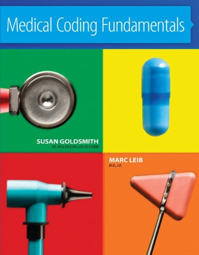 Medical Coding Fundamentals   2013 9780073374987 Front Cover
