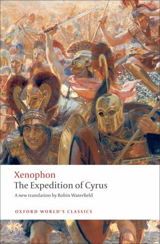 Expedition of Cyrus   2009 edition cover