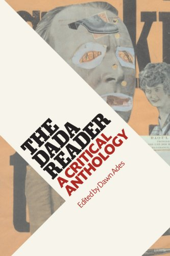Dada Reader - A Critical Anthology   2006 edition cover
