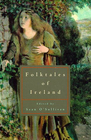 Folktales of Ireland   1968 edition cover