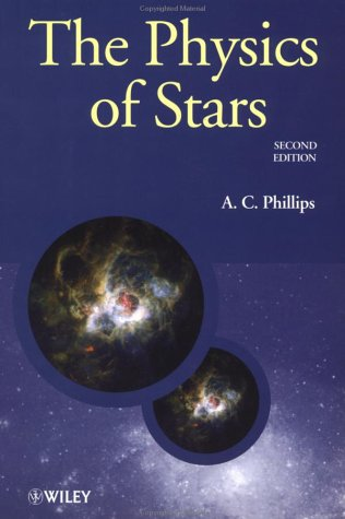 Physics of Stars  2nd 1999 (Revised) edition cover