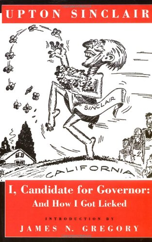 I, Candidate for Governor And How I Got Licked  1994 edition cover