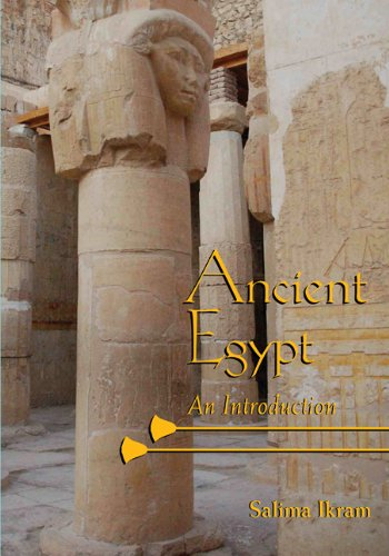 Ancient Egypt An Introduction  2009 edition cover
