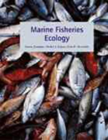 Marine Fisheries Ecology   2001 edition cover
