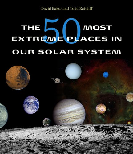 50 Most Extreme Places in Our Solar System   2010 edition cover