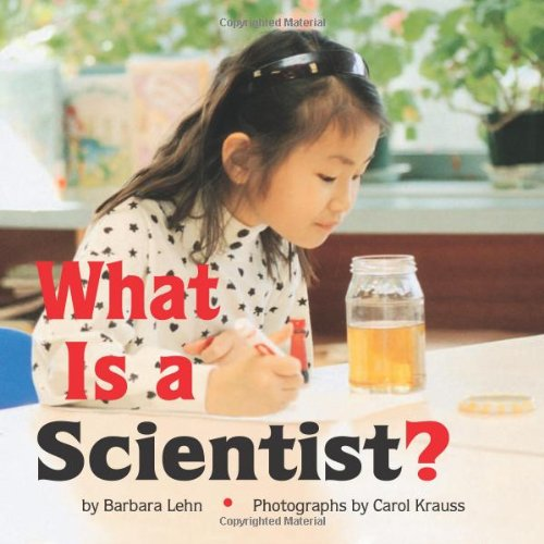 What Is a Scientist?   1998 edition cover