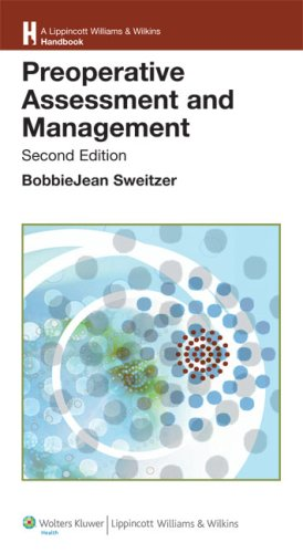 Preoperative Assessment and Management  2nd 2008 (Revised) edition cover