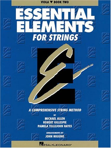 Essential Elements for Strings Viola N/A edition cover