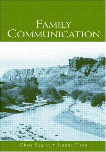 Family Communication   2004 edition cover