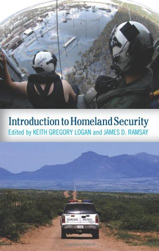 Introduction to Homeland Security   2012 edition cover