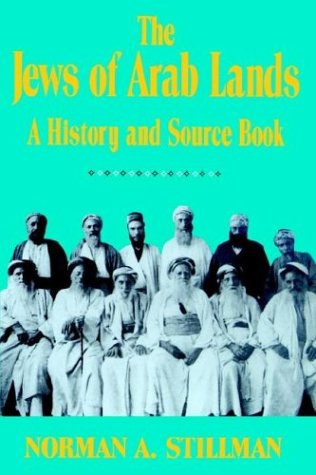 Jews of Arab Lands A History and Source Book  1979 edition cover