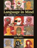 Language in Mind An Introduction to Psycholinguistics  2014 edition cover
