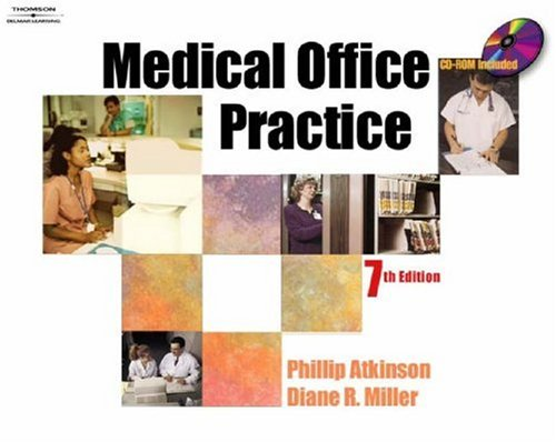 Medical Office Practice  7th 2004 (Revised) 9781401813987 Front Cover