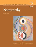 Noteworthy  3rd 2005 edition cover