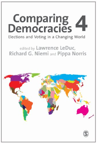 Comparing Democracies Elections and Voting in the 21st Century 4th 2014 edition cover