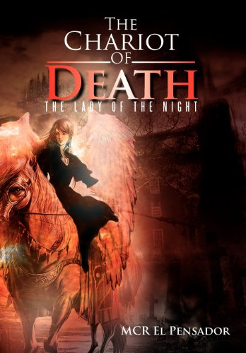 The Chariot of Death: The Lady of the Night  2012 edition cover
