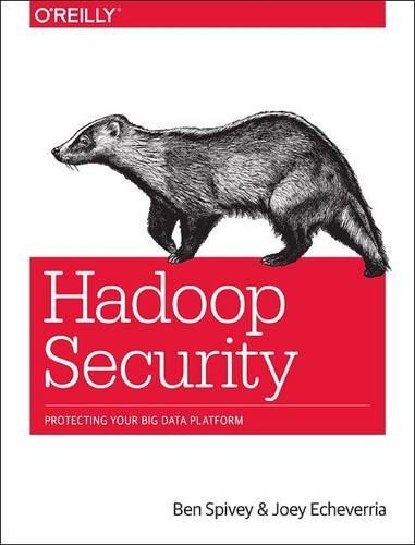 Hadoop Security Protecting Your Big Data Platform  2015 9781491900987 Front Cover