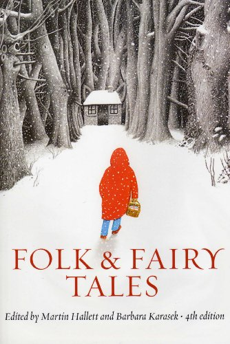 Folk and Fairy Tales  4th 2008 edition cover