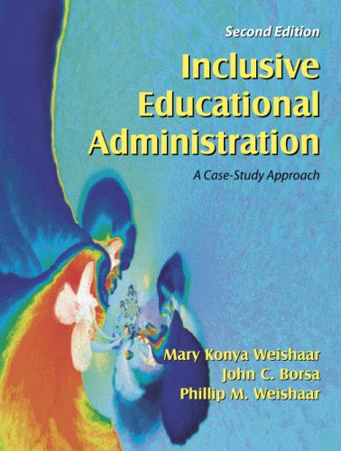 Inclusive Educational Administration A Case-Study Approach 2nd 2007 edition cover