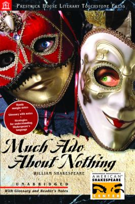 MUCH ADO ABOUT NOTHING         N/A edition cover