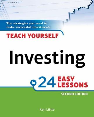 Investing in 24 Easy Lessons  2nd 9781615641987 Front Cover
