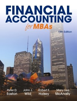 Financial Accounting for MBAs  5th edition cover