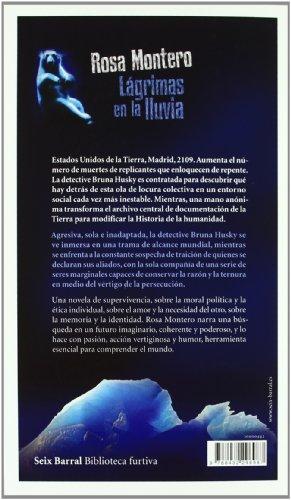 L�grimas en la Lluvia   2011 edition cover