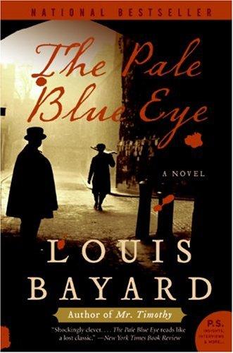 Pale Blue Eye  N/A edition cover