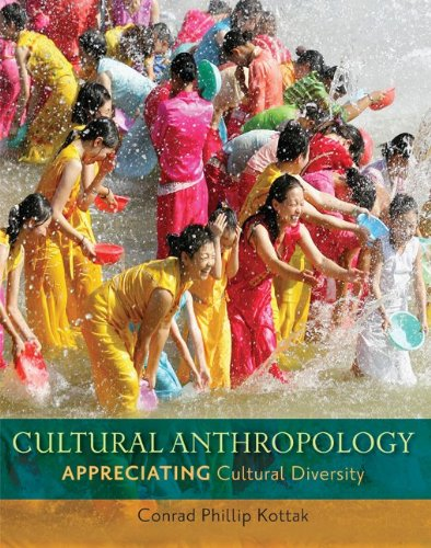 Cultural Anthropology Appreciating Cultural Diversity 14th 2011 edition cover