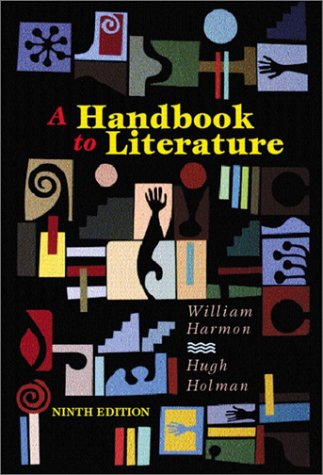 Handbook to Literature  9th 2003 9780130979988 Front Cover