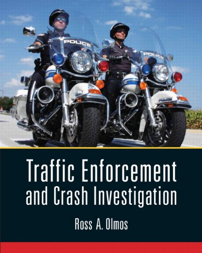 Traffic Enforcement and Crash Investigation   2011 edition cover