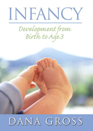 Infancy Development from Birth to Age 3  2008 edition cover
