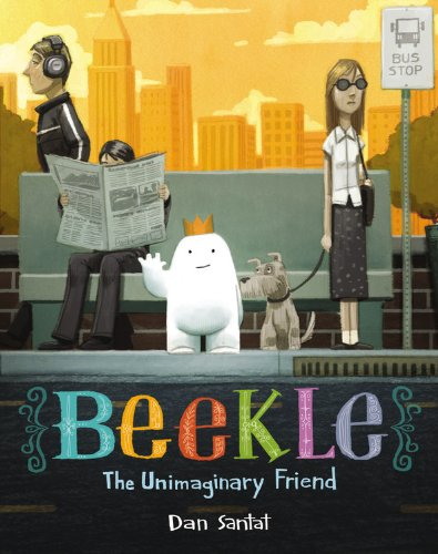 Adventures of Beekle The Unimaginary Friend  2014 edition cover