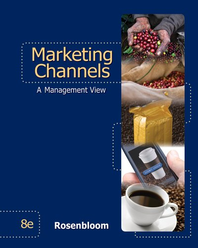 Marketing Channels  8th 2012 edition cover
