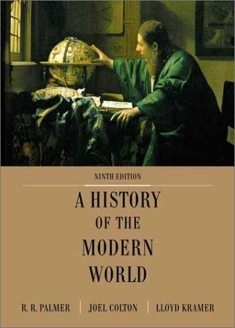History of the Modern World 9th 2002 edition cover