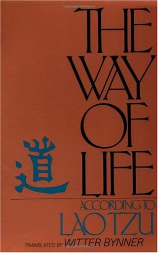 Way of Life According to Lao Tzu N/A edition cover