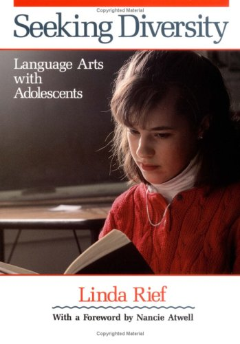Seeking Diversity Language Arts with Adolescents  1991 edition cover