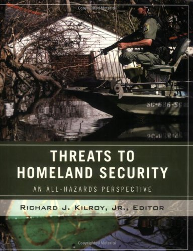 Threats to Homeland Security An All-Hazards Perspective  2008 edition cover