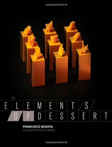 Elements of Dessert   2013 edition cover