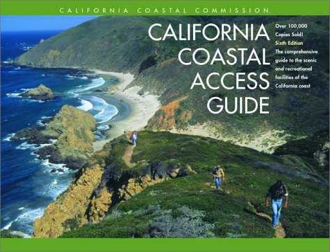 California Coastal Access Guide  6th 2003 edition cover
