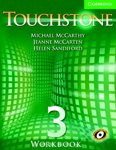 Touchstone, Level 3   2006 (Student Manual, Study Guide, etc.) edition cover
