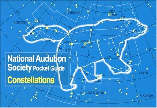 National Audubon Society Pocket Guide to Constellations of the Northern Skies   1995 edition cover