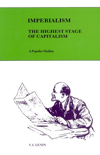 Imperialism The Highest Stage of Capitalism N/A edition cover