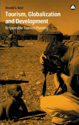 Tourism, Globalization and Development Responsible Tourism Planning  2003 9780745319988 Front Cover