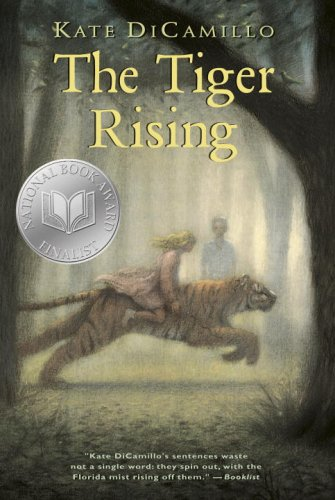 Tiger Rising   2001 edition cover